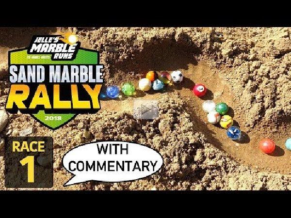 2018 Sand Marble Rally - Race 1