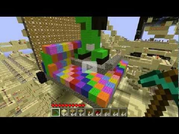 3d Printer Inside Minecraft