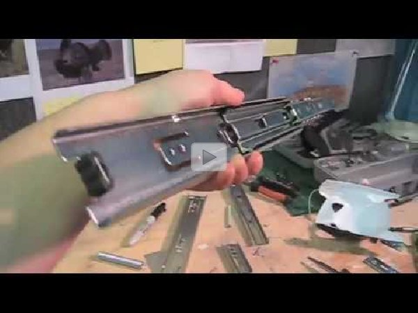 Backyard Fx backyard fx : quick-draw sleeve gun