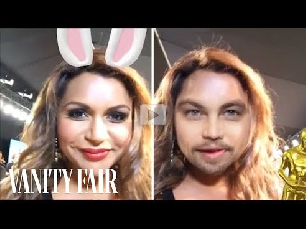 Celebrities Swap Faces With Leonardo Dicaprio After Oscar Wi