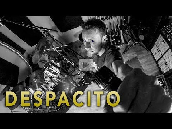 despacito metal cover by leo moracchioli