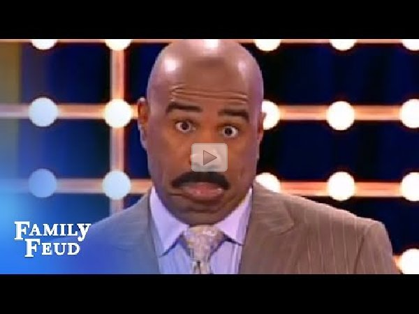 Epic Family Feud Answer  Wait what?