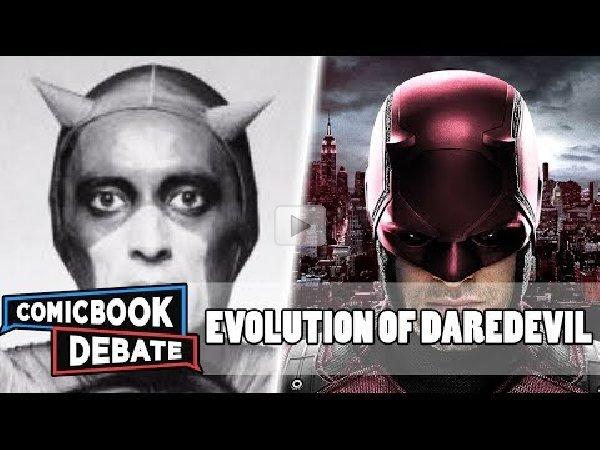 Evolution Of Daredevil In Cartoons Movies Tv In 7 Mins