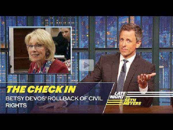 the check in betsy devos rollback of civil rights