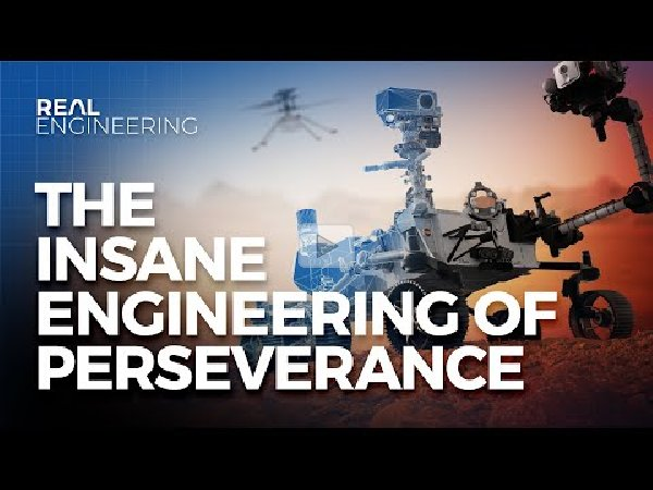 The Insane Engineering of the Perseverance Rover