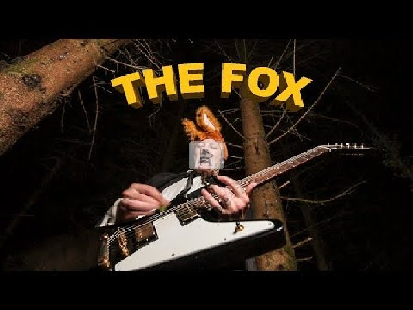 what does the fox say metal cover by leo moracchioli
